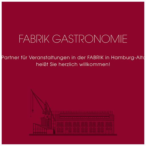Unternehmensbroschüre: Fabrik Gastronomie